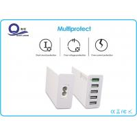 China EU US UK Plug MTK Pump Express Quick Charger with 5 USB Port for Restaurants wholesale