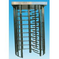 Quality Outdoor Fingerprint Full Height Turnstile with 3 Wing 202 Stainless for sale