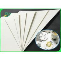 China Eco - Friendly 0.6mm - 1.4mm Uncoated Coaster Paper In Sheet For Beer Mat wholesale