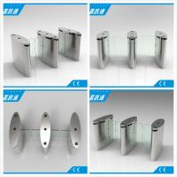 China Stainless Steel Access Control Turnstiles , Sliding Turnstile Security Systems wholesale