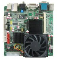 China Mini-itx Motherboard with Socket 604 Xeon Dual-Core CPU wholesale