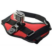 China Nylon Pet Harness Chest Strap Belt Wearable Camera Mount with Screw wholesale