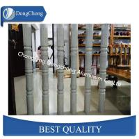 China Structural Aluminum Alloy Pipe Tubing 1-200mm Thickness Metal Fence Use on sale