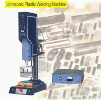 China 220V Thermoplastics Ultrasonic Plastic Welding Machine For Toy Gun / Disguise Box wholesale