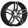 China 4, 5 Hole 17 Inch Alloy Wheels 15x7 17x7.5 100 - 120 PCD wholesale