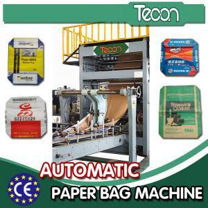 China 2-4 Layers Sack Making Machine Sack Manufacturing Machine Starch Glue wholesale