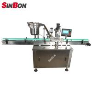 China Automatic screw Capping Machine screw capping machine automatic capping machine wholesale