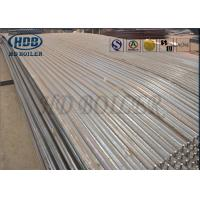 Buy cheap Coal Steam Boiler Spare Parts Seamless Steel Membrane Water Wall Panels ASME Standard from wholesalers
