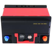 China Lightweight Powerful Lifepo4 Car Battery 1500A 12.8V With BMS Quick Charge wholesale