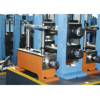 China Carbon Steel Pipe Production Machine Durable For Carbon Furniture Tubes wholesale