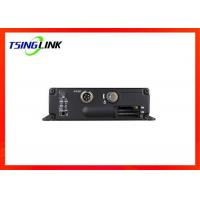 China 4ch Vehicle Dvr Camera System For Integrating 4g High Definition Transmission wholesale