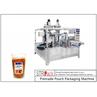 Buy cheap Coco Powder Packaging Machine Ground Coffee Packaging Equipment Rotary Fill and from wholesalers