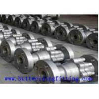 China Forged Super Duplex 2507 Stainless Steel Flanges , Inconel718 07Cr19Ni1 SHH304H BL flange on sale