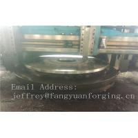 China Metal Forging C60 1.0606 S58C AISI1060 CK60 1.1221 Forged Cylinder Normalizing And Proof Machined wholesale