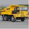 China CT890 Off - Road Heavy Duty Dump Truck For Mining 50 Ton Euro 3 / 6X4 Dump Truck wholesale