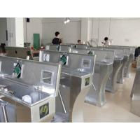 Quality RS485 interface security tripod turnstile gate access compatible wth IC , ID, magcard for sale