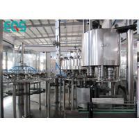 China SUS304  500ML PET Bottle Carbonated Soda Filling Machine DCGF 24-24-8 wholesale
