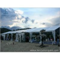 China 8x27M Outside custom event tents Aluminum Frame Built on the Coast wholesale
