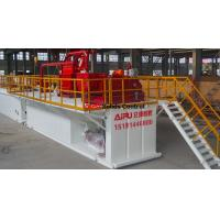 China Well drilling fluids circulation system for at Aipu solids control wholesale
