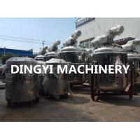 China High Productivity Shampoo Making Machine Touch Screen Control Low Power Consume wholesale