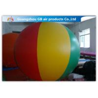 China Durable Giant Inflatable Advertising Balloon , Flying Promotional Helium Balloons wholesale