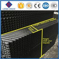 China PVC infill for industrial cooling tower durable 19mm cooling tower fill on sale