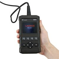 China Launch CReader 6001 Full OBDII OBD2 functions Support O2 Sensor Test wholesale