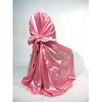 China SELF TIE   /    PILLOW CASE CHAIR COVER on sale