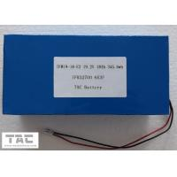 China 18V LiFePO4 Battery Pack 32700  18AH With Connector For Sound Device UL Certification wholesale