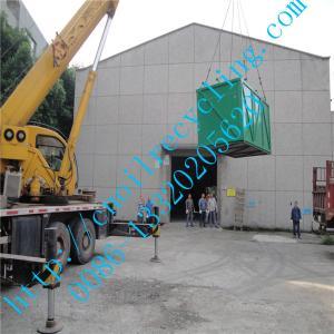 China ZSA-3 China waste oil vacuum distillation recycling base oil machine wholesale