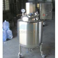 China Selling Well All Over The World 5000L Stainless Steel Resin Mixing Tank Liquid Detergent E-Liquid Mixing Machine wholesale