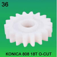 China GEAR TEETH-18 O-CUT FOR KONICA 808 MODEL minilab wholesale