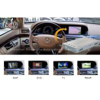 China Car Audio System Mercedes Benz  Navigation System with Touch Navi / Reversing Assist wholesale