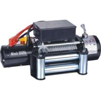 China Most popular powerful 12V 8000 lbs electric winch for off road for Jeep Wrangler wholesale