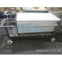 China Hygienic Inox Beverage Plate Frame Filter Filter Press for Wine wholesale