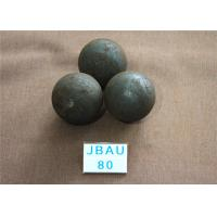 China Wear Resistant Hot Rolling Steel Balls / Grinding Steel Ball for Ball Mill or Power Station wholesale