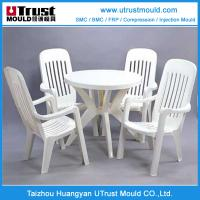 China Plastic chair molds for garden and living room mould maker wholesale