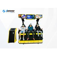 China VR Park Equipment 9D Virtual Reality Simulator With Deepoon E3 VR Glasses wholesale