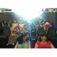 China Thrilling Movie 5D Cinema System wholesale