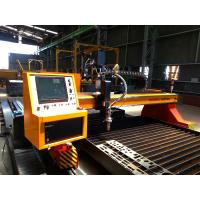 China 25mm MS plate CNC Plasma Cutting Machine Price on sale