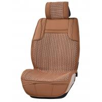 China HIGH QUALITY & FASHIONABLE CAR SEAT CUSHION PVC AND ICE SILK CAR SEAT COVER UNIVERSAL CAR SEAT CUSHION ITEM NUMBERHC-07 on sale