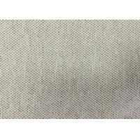 China Polyester Woven Blackout Curtain Lining Fabric 280gsm Weight wholesale