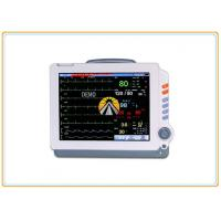 Buy cheap 800*600 Resolution Icu Patient Monitoring , LCD Screen Patient Vital Signs Monitor from wholesalers