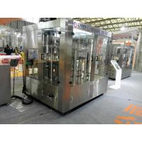 China Sus 304 Industrial Bottling Equipment Monoblock Filling And Capping Machine wholesale