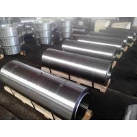 China Forged Metal Parts , precise large forging steel pinion gear for rotary kiln , rotary dryer and mill wholesale