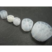Quality Good Surface Area MBBR Filter Media With White Color And Virgin HDPE Material For RAS for sale