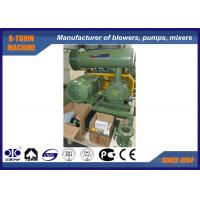 China DN100 Roots Rotary Lobe Aeration Blower with maxiumum pressure 100KPA wholesale