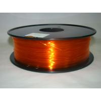Quality High Strength PETG Filament  , Transparent 3D Printing Filament  Resistance Acid for sale