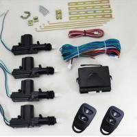 Quality Universal heavy power motor central door lock system car alarm central lock  Remote central lock for sale