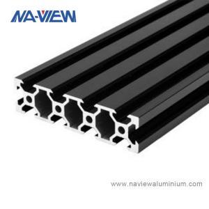 China 2080 8020 T Slot Aluminum Extrusions Extruded Aluminium Profiles For Industries wholesale
